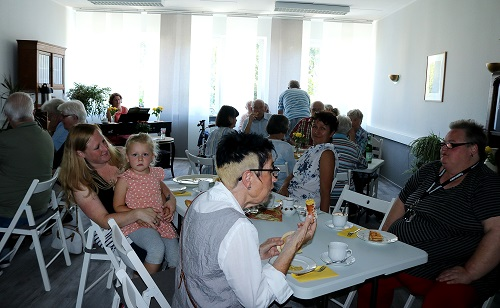 Arche initiiert Dorfcafé in Gevelndorf